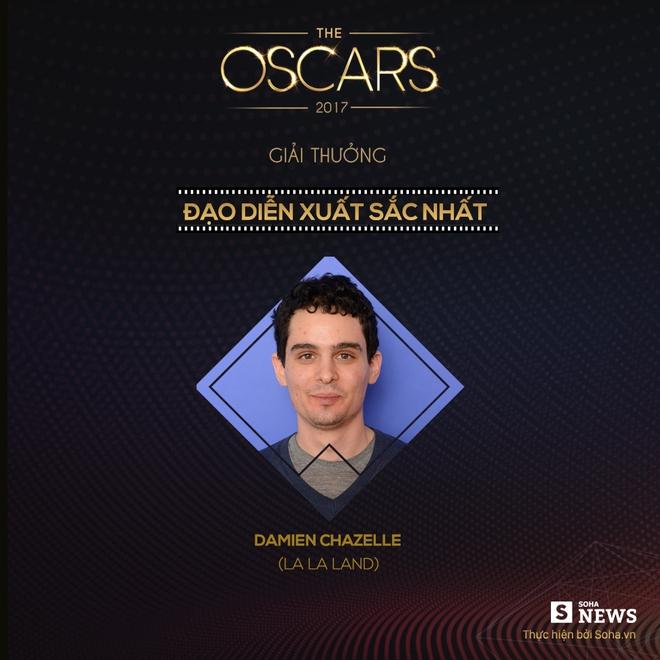 Lễ trao giải Oscar 2017 chấn động vì đọc sai kết quả - Ảnh 4.