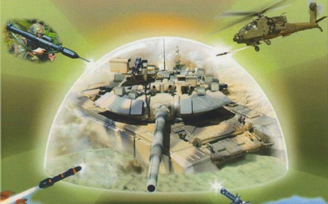 Hệ thống phòng vệ chủ động cho T-90: Arena hay Iron Fist?