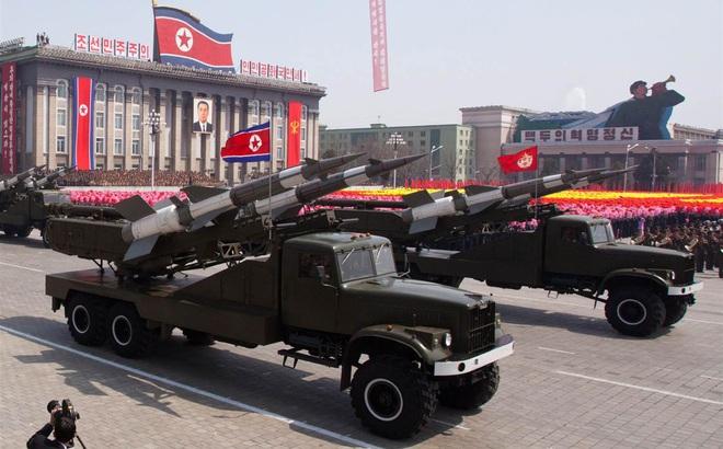 Mỹ cần dè chừng uy lực lưới lửa phòng không Triều Tiên