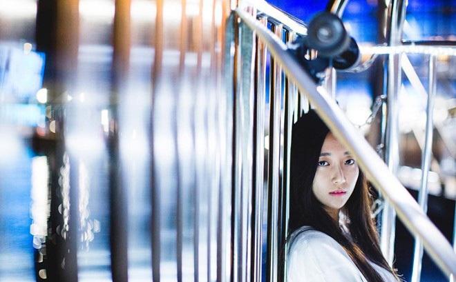 'Nữ thần trượt ván' nổi tiếng trong giới trẻ Hàn Quốc