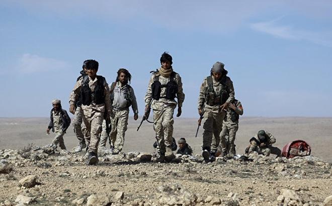 Quân đội Syria vượt chiến tuyến cứu phi công Su-22 bị Mỹ bắn hạ, xung đột ác liệt với SDF
