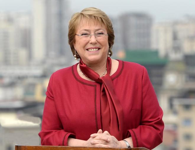 Michelle Bachelet: Nữ tổng thống quyền lực duy nhất ở châu Mỹ - Ảnh 1.