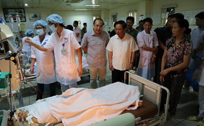 Thông tin bất ngờ vụ 8 người tử vong khi chạy thận