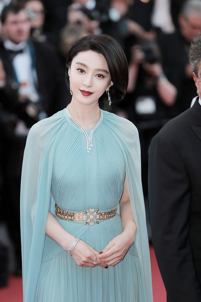 Sao Hoa Ngữ tại Cannes: Có thể đến nhưng không phải ai cũng được chú ý - ảnh 15