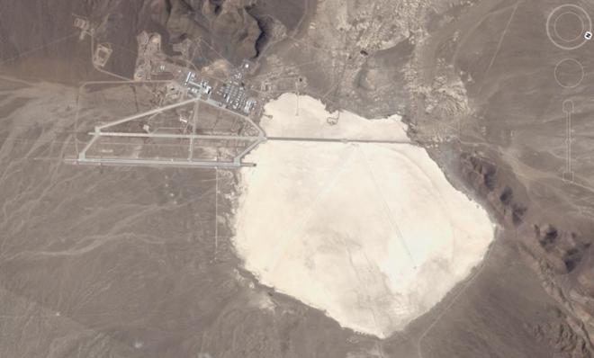 Công bố loạt ảnh hiếm bên trong Vùng 51 của Mỹ, căn cứ tuyệt mật bậc nhất hành tinh - Ảnh 8.
