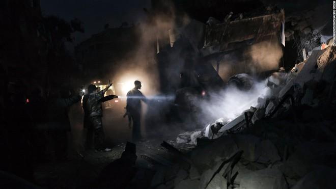 Chuyên gia Mỹ: Ngay khi IS sụp đổ, một cuộc xâu xé đẫm máu mới sẽ bắt đầu 2