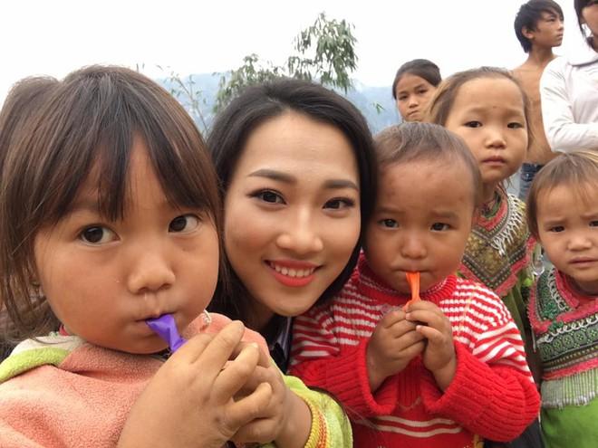 Cuộc sống của Người đẹp nhân ái đầu tiên trong lịch sử Hoa hậu Việt Nam - Ảnh 9.