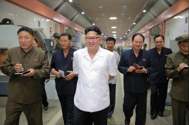 Vị anh hùng dân tộc nào góp công lớn nhất trong các chương trình hạt nhân Triều Tiên? - Ảnh 2.