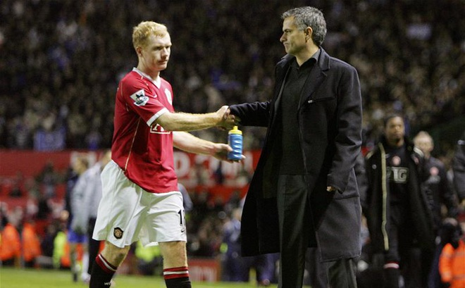 Ở Man United, Mourinho vẫn thèm khát một Paul Scholes mới