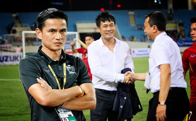 Vô địch Đông Nam Á, nhưng Kiatisak còn lâu mới bằng được Hữu Thắng