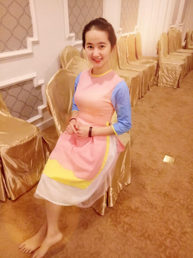 Để mặc mộc chụp ảnh, cô gái Quảng Nam khiến nhiều người nhầm tưởng - Ảnh 11.