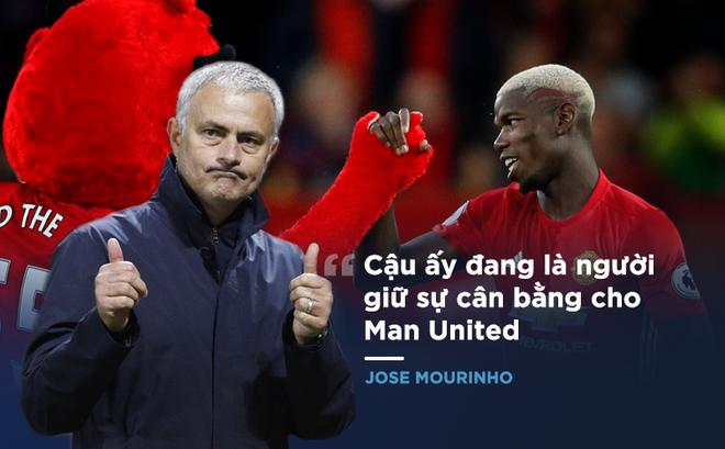 Trong tay Mourinho, Pogba bây giờ mới xứng đáng với cái giá Man United bỏ ra