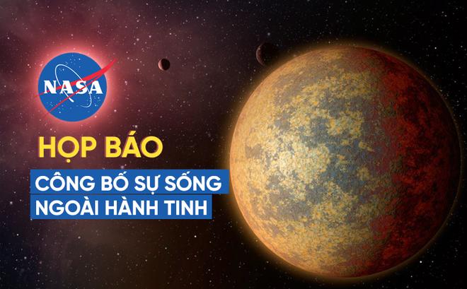 1h sáng 23/2, NASA họp báo công bố phát hiện mới nhất ngoài Hệ Mặt trời