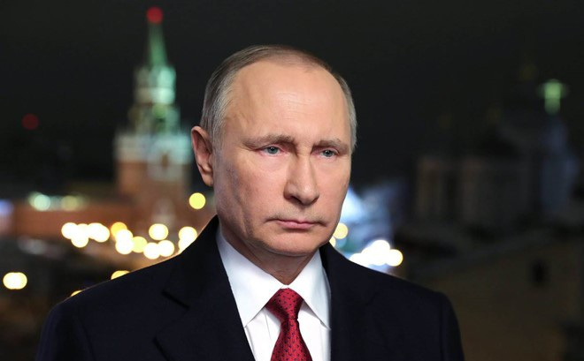 Tình báo Mỹ cáo buộc Putin 'chỉ đạo' tấn công mạng bầu cử