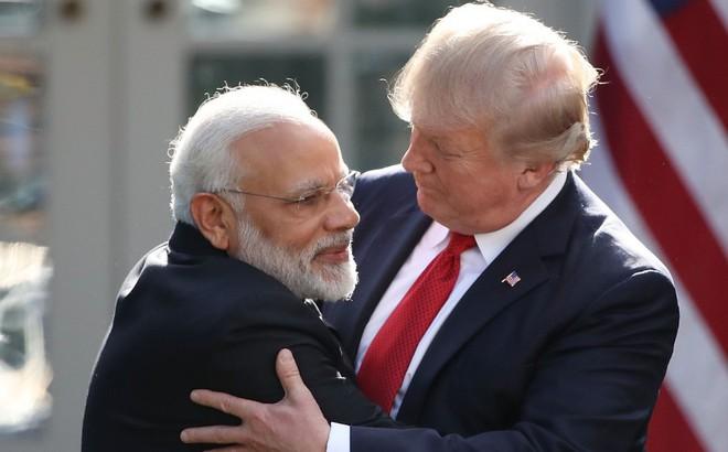 """Vì sao Ấn Độ trở thành mắt xích """"đinh"""" trong chiến lược đối trọng Trung Quốc của TT Trump?"""