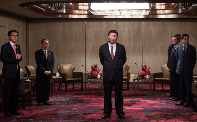 Giấc mộng Trung Hoa của ông Tập đối mặt nguy cơ đổ bể tan tành vì vấn đề Triều Tiên