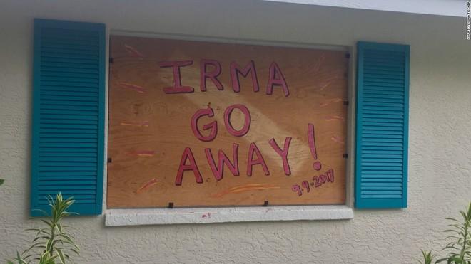 Siêu bão quái vật Irma tấn công dữ dội, Florida chới với trong biển nước - Ảnh 1.