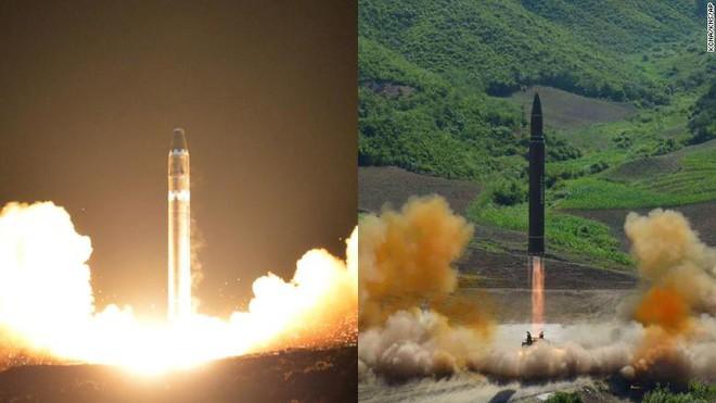 Quái vật đích thực: Triều Tiên chỉ cần 4 tên lửa để đánh bại 44 tên lửa đánh chặn của Mỹ - Ảnh 3.