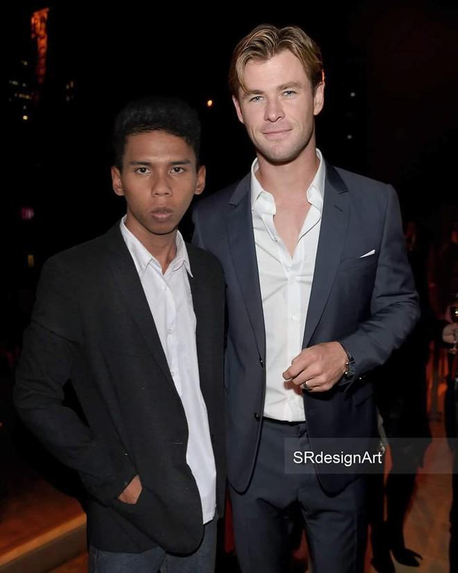 Chàng trai Indonesia 19 tuổi vinh dự xuất hiện trong loạt ảnh của siêu sao từ Âu sang Á - Ảnh 8.