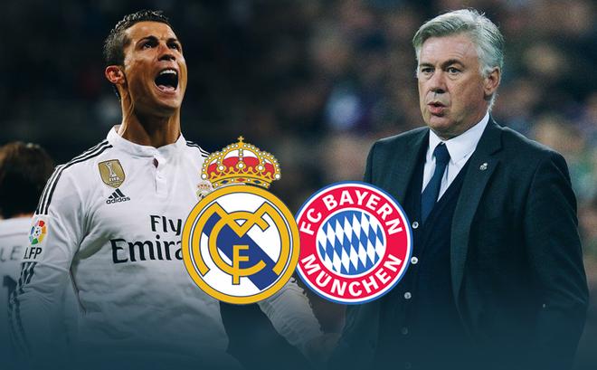 Ancelotti chẳng sợ Zidane, nhưng sẽ thất bại trước Ronaldo