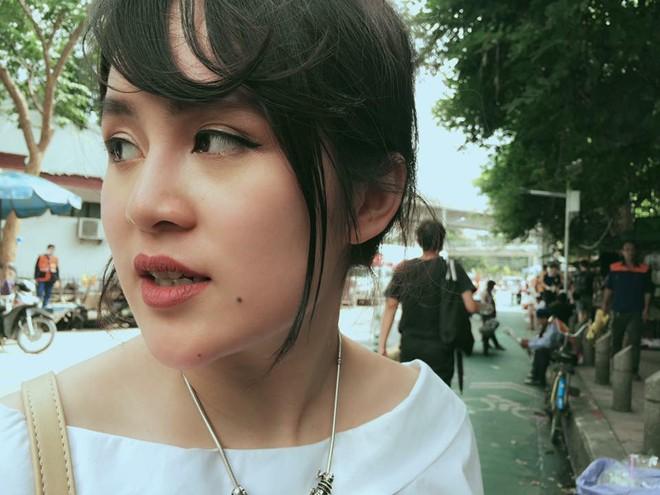Cô con gái dịu dàng, giống hệt mẹ của MC Thu Uyên - ảnh 8