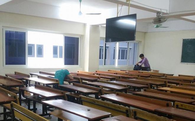 Bộ sưu tập những nhà vô địch ngủ trong lớp, ngủ từ sáng tới chiều mà không dậy