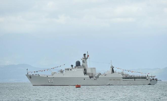 Sau 4 tàu hộ vệ tên lửa Gepard 3.9 cho VN, Nga gấp rút đàm phán hợp đồng xuất khẩu thứ 2 - Ảnh 1.