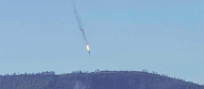Ẩn số vụ Su-24 Nga rơi ở Syria: Tại sao phi công không kịp nhảy ra ngoài? - Ảnh 6.