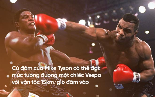 Mike Tyson: Người thép không bao giờ gục ngã - Ảnh 3.