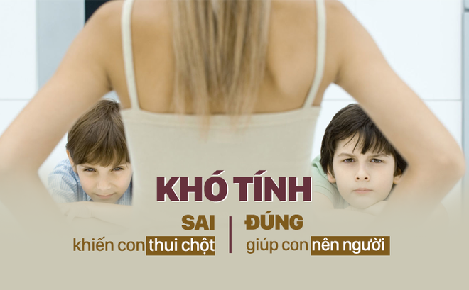 4 bí quyết để trở thành bố mẹ khắt khe đúng cách, giúp con nên người