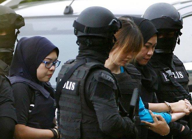 Đoàn Thị Hương ra tòa lần thứ hai tại Malaysia - Ảnh 1.