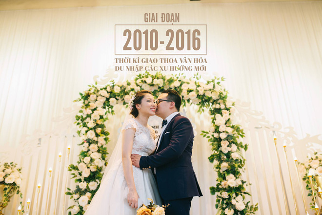 Bộ ảnh 100 năm đám cưới Việt Nam khiến người xem vừa lạ vừa quen 13
