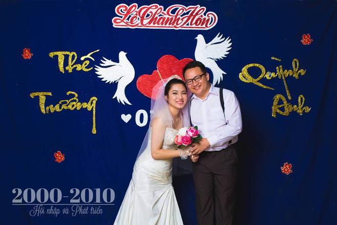 Bộ ảnh 100 năm đám cưới Việt Nam khiến người xem vừa lạ vừa quen 11