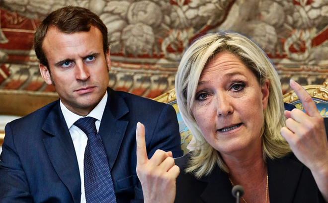 Nước Pháp đang tiến đến một cuộc cách mạng