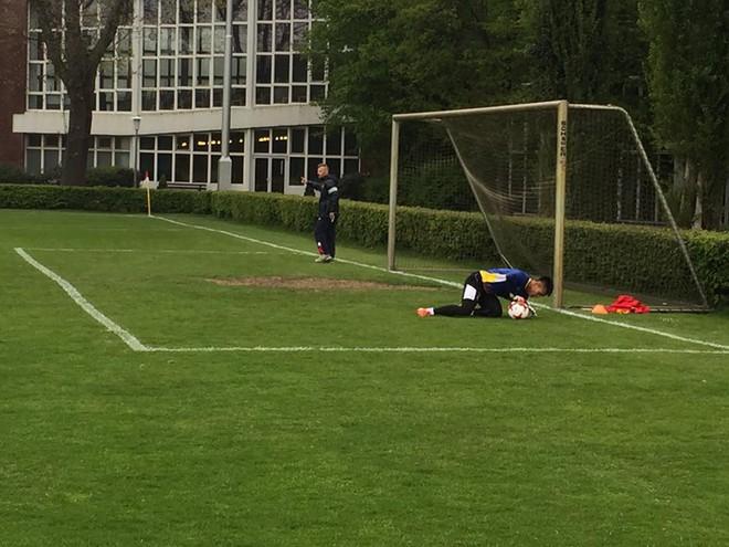 Quân sư từ lò đào tạo nhà vô địch World Cup đến giúp đỡ U20 Việt Nam - Ảnh 3.