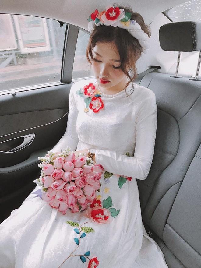 Chuyện tình như phim của hotgirl Hà Thành: Sau 6 năm cách trở đi đến đám cưới - Ảnh 2.