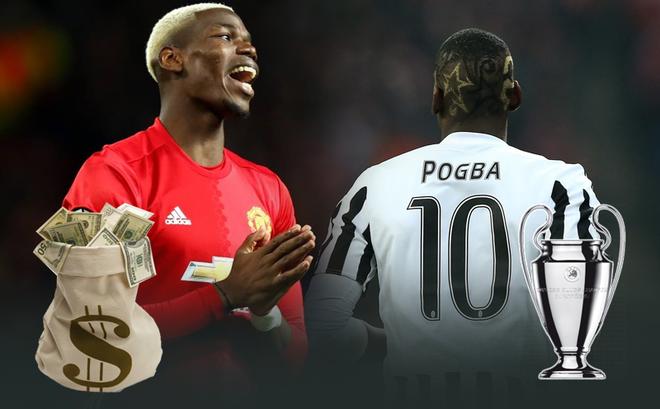 Khi tiền đã lên tiếng, thì Pogba có gì phải hối hận vì trở về Man United!