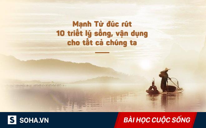 Mạnh Tử dạy 10 điều, khẳng định việc khó nhất trên đời là tu khẩu nghiệp!