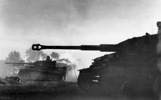 Trận đấu tăng lớn nhất trong lịch sử - Những hình ảnh từ phía Đức