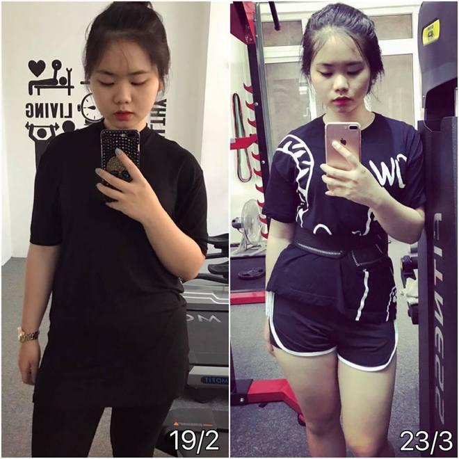 Gặp lại sau 2 tháng giảm cân, cô gái Hà Thành khiến bao người kinh ngạc - ảnh 4