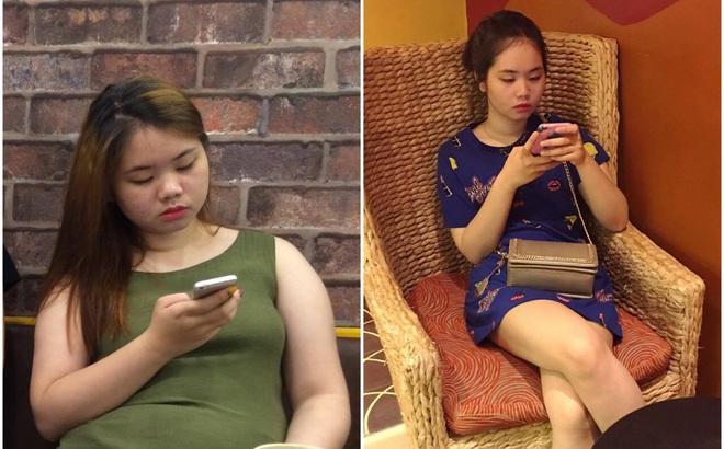 Gặp lại sau 2 tháng giảm cân, cô gái Hà Thành khiến bao người kinh ngạc
