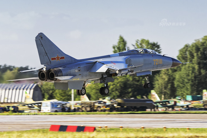 Trung Quốc đe dọa quốc gia nào ở Biển Đông khi cho JH-7 trình diễn Voi đi bộ? - Ảnh 5.