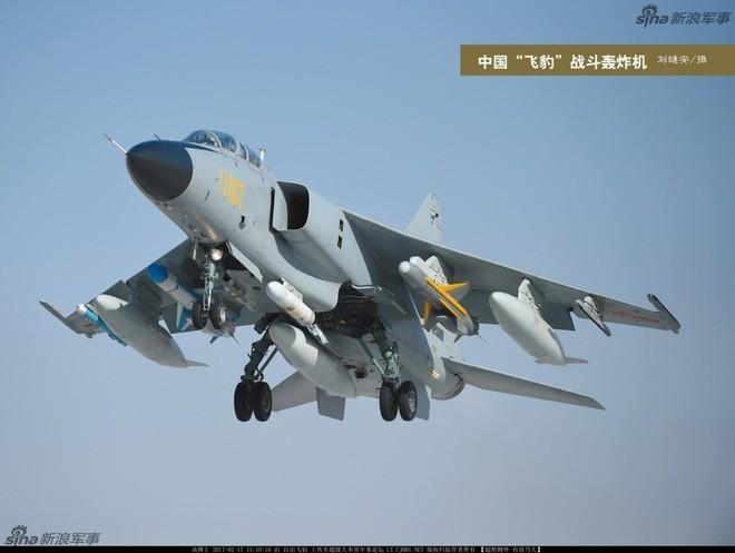 Trung Quốc đe dọa quốc gia nào ở Biển Đông khi cho JH-7 trình diễn Voi đi bộ? - Ảnh 7.