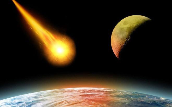 Đám bụi không gian cuốn theo bọ ngoài hành tinh có thể di chuyển với tốc độ 70km/giây. Ảnh minh họa