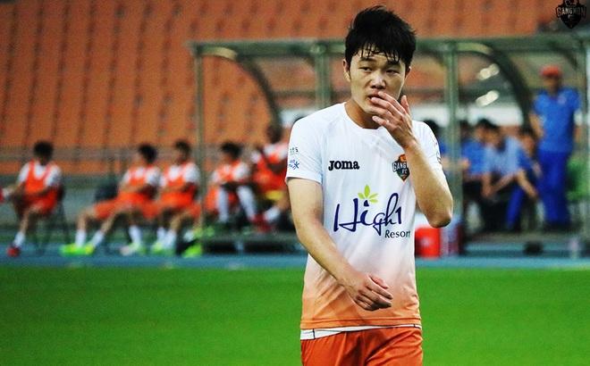 Xuân Trường hé lộ chuyện được đá chính ở K-League