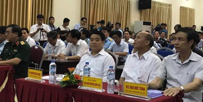 Thanh tra Hà Nội: Không có đất nông nghiệp xứ đồng Sênh như kiến nghị của người dân Đồng Tâm - Ảnh 1.