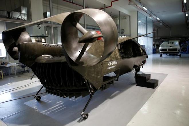 Israel tung sản phẩm drone triệu đô, làm được điều kỳ diệu đầu tiên trên thế giới - Ảnh 2.
