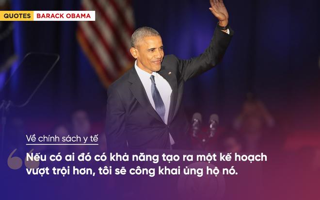 Toàn văn bài phát biểu chia tay của Tổng thống Mỹ Barack Obama - Ảnh 3.