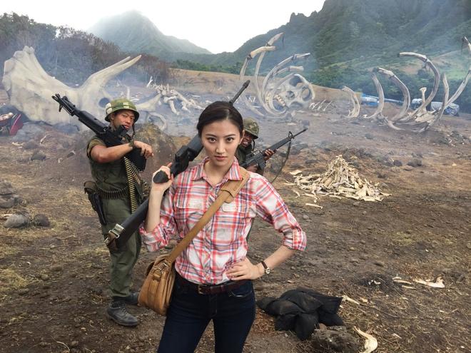 Khán giả Trung chẳng đoái hoài gì đến Cảnh Điềm khi tham gia Kong: Skull Island - Ảnh 2.
