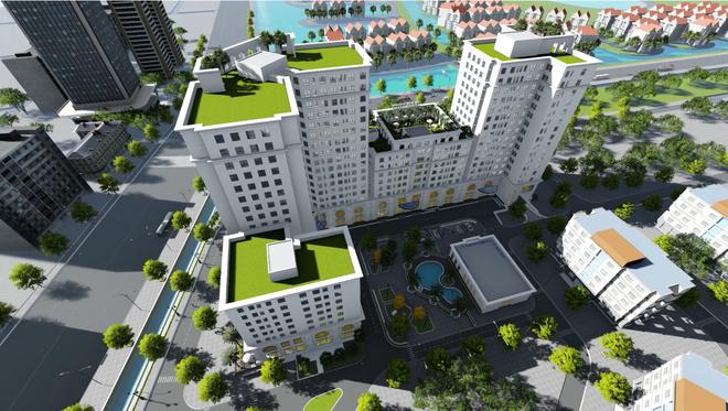 Dự án cao cấp quận Long Biên đã trở lại đường đua - Ảnh 2.